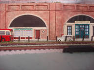 RW-03 Model Railway Tunnel with Insert